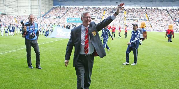 """Ferguson affirme n'avoir coaché """"que"""" quatre joueurs de classe mondiale - La DH"""