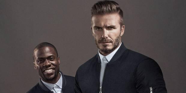 David Beckham est décidément partout - La DH