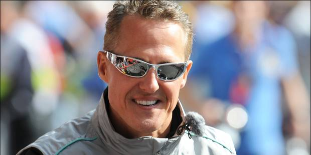 """Schumacher va mal: """"Il pèse moins de 45 kilos"""" - La DH"""