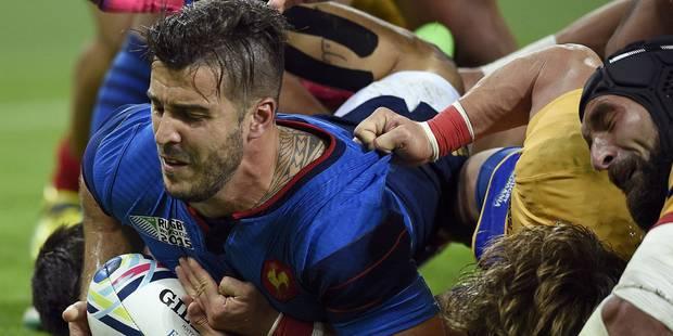 Mondial de rugby: victoire désenchantée du XV de France - La DH