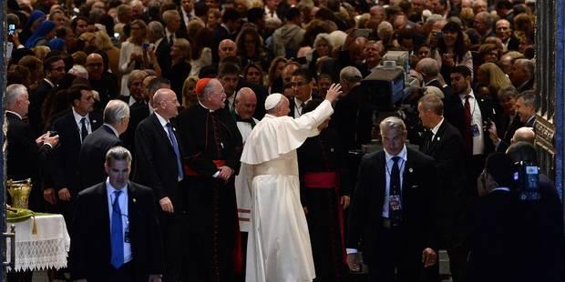 Etats-Unis: le pape accueilli en star à New York - La DH