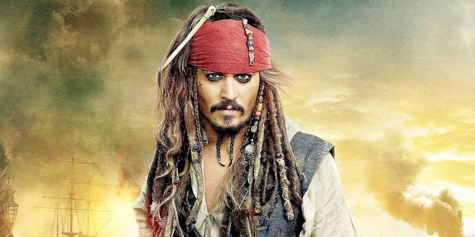 """Depp: """"Certains trouvaient que j'avais l'air d'une drag-queen en Jack Sparrow """" - La DH"""