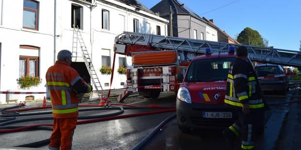 Frasnes-lez-Anvaing, Mouscron, Lessines: le Hainaut occidental frappé par plusieurs incendies ce mercredi - La DH