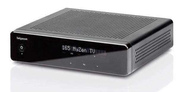 Exclusif: Proximus livre le nouveau décodeur télé... chez vous ! - La DH