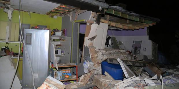 Lodelinsart: une famille blessée lors de l'explosion d'une habitation - La DH