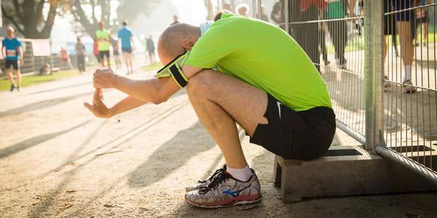 Près de 100 soins apportés et deux personnes évacuées lors du marathon de Bruxelles - La DH