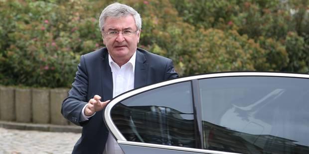 """Collin: """"Le bon sens et l'hypothèse la moins coûteuse, c'est de rénover le stade Roi Baudouin"""" - La DH"""