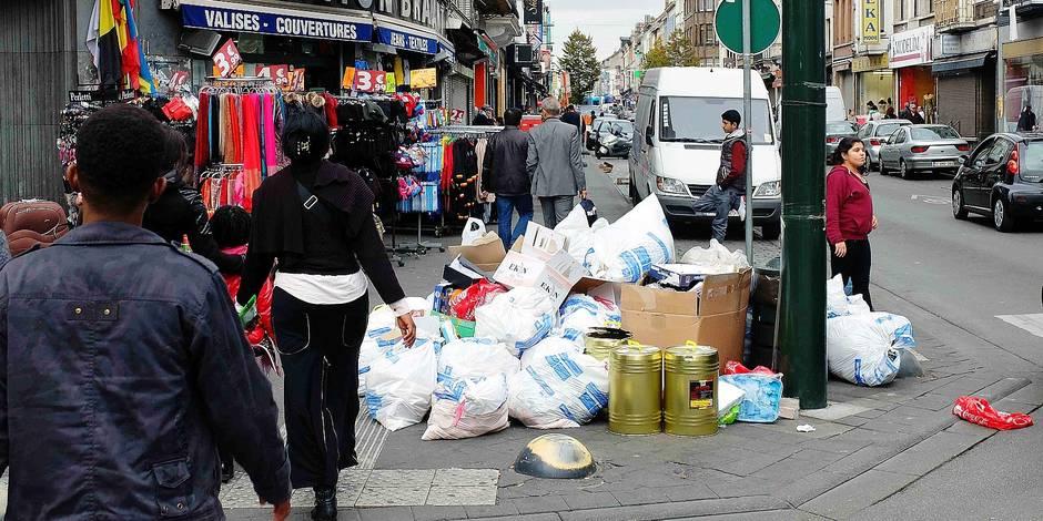 Enquête sur ces rues de la capitale qui sont toujours sales ! (PHOTOS) - La DH
