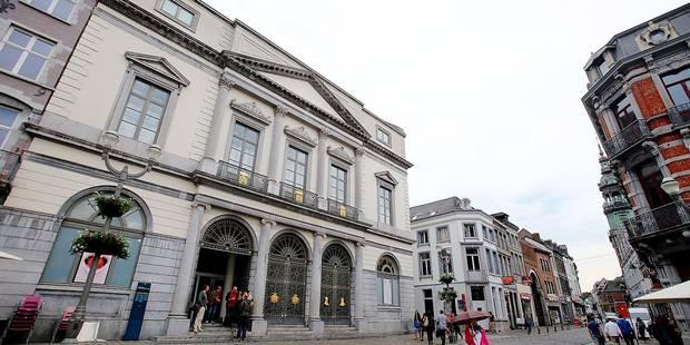La vie en rose au Théâtre Royal - La DH
