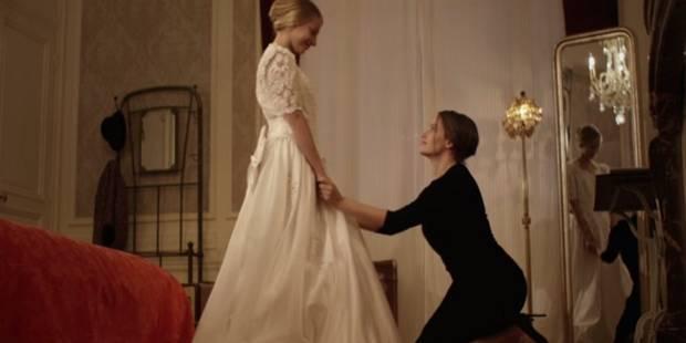 Quand Marie Gillain marie sa fille de 11 ans pour la bonne cause - La DH