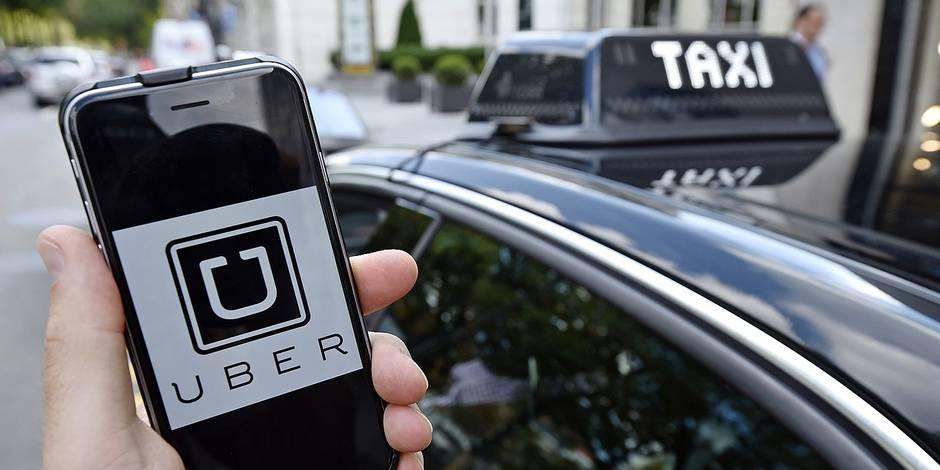 """""""Avec Uber, je raccompagnais des jeunes fêtards!"""" - La DH"""