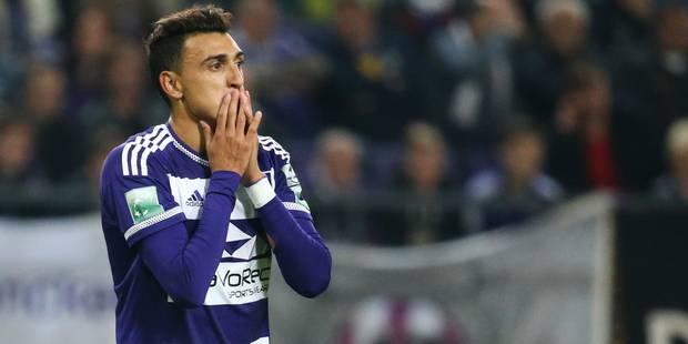 Zulte Waregem-Anderlecht: Matias Suarez malade et incertain - La DH