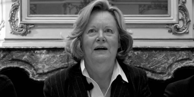 Anne-Marie Lizin est décédée - La DH