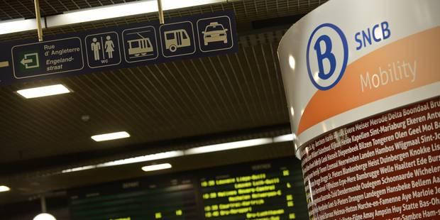 Grève sur le rail: Le rail belge partiellement paralysé dès ce dimanche soir - La DH