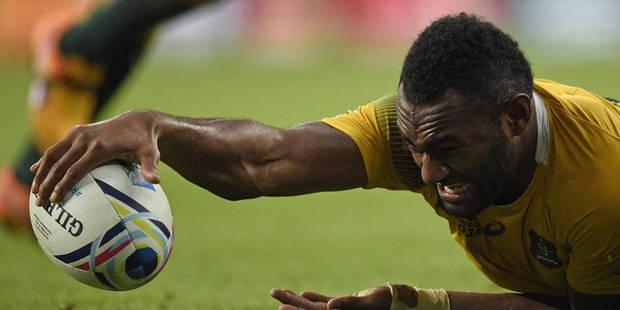 Mondial de rugby: l'Australie rejoint l'Argentine en demi-finales - La DH