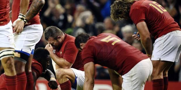 Coupe du monde de Rugby: candeur et décadence pour la France - La DH