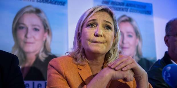"""Marine Le Pen annule sa venue sur France 2 pour """"Des paroles et des actes"""" - La DH"""