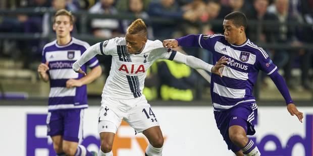 Anderlecht-Tottenham: des émissaires du PSG et du Barça dans les tribunes - La DH
