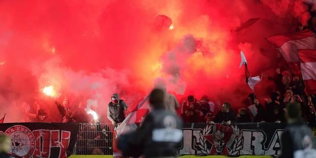 """Le derby wallon a laissé des traces: Que risquent les """"supporters""""? - La DH"""