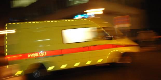 Terrible accident à Jemeppe-sur-Sambre: un automobiliste a été éjecté de son véhicule puis écrasé - La DH