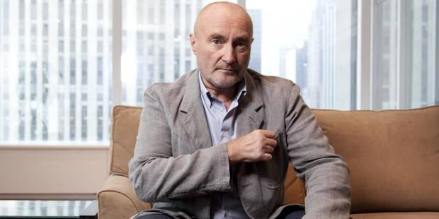 Phil Collins sort de sa retraite avec un nouvel album et une tournée - La DH