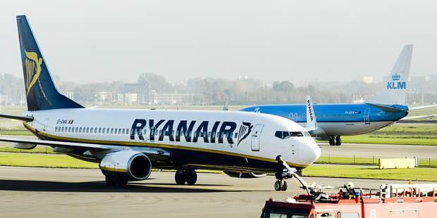 Une nouvelle victoire judiciaire pour Ryanair - La DH
