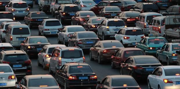 La Belgique de plus en plus embouteillée - La DH