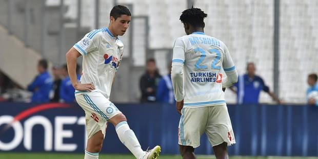 Ligue 1: ça a chauffé entre Batshuayi et Barrada - La DH