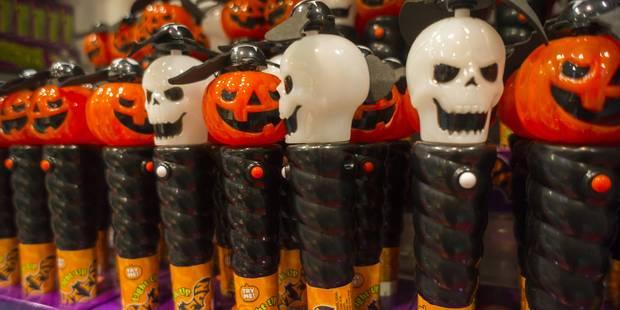 Halloween: des médicaments à la place des bonbons, deux enfants hospitalisés - La DH