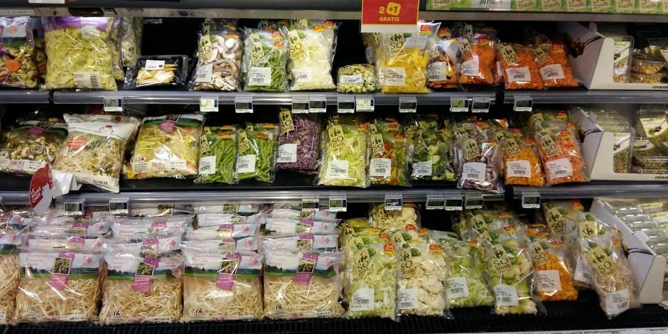 Aliments prêts à l'emploi: le prix de la facilité - La DH