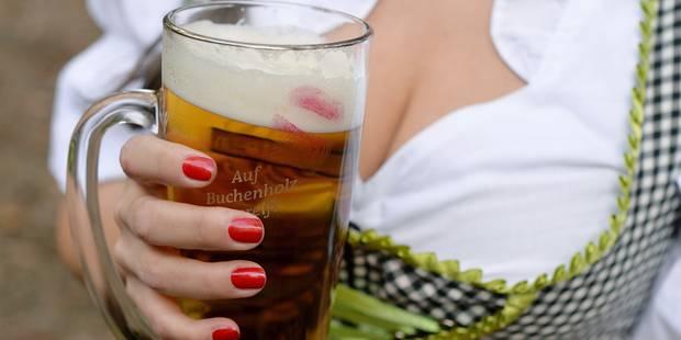 72 % des femmes boivent de la bière ! - La DH