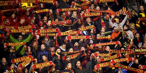 Belgique - Espagne est aussi complet! - La DH