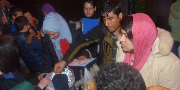 Walcourt : 70 migrants accueillis à Chastrès - La DH