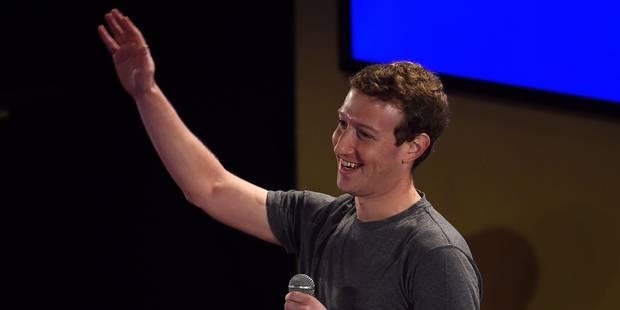 Facebook doit arrêter de tracer les internautes belges mais fera appel - La DH