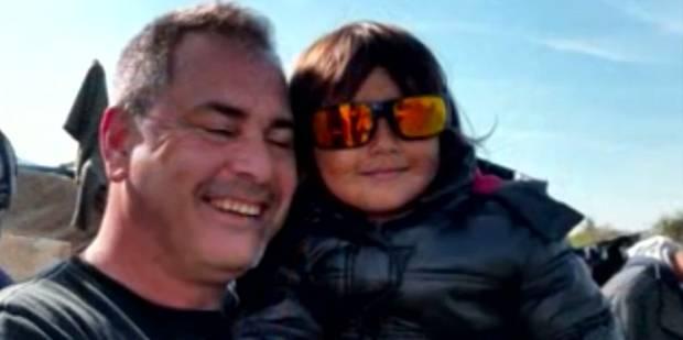 Il risque la prison pour avoir aidé une réfugiée de 4 ans (VIDEO) - La DH