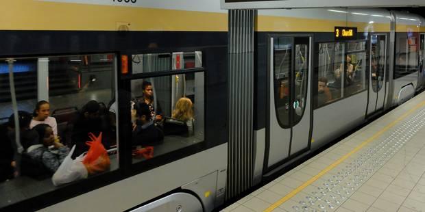 Attention: des perturbations dans les métros bruxellois ce week-end - La DH