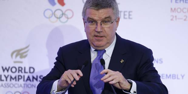 """Dopage dans l'athlétisme: le président du CIO """"choqué et triste"""", il faut """"nettoyer"""" - La DH"""