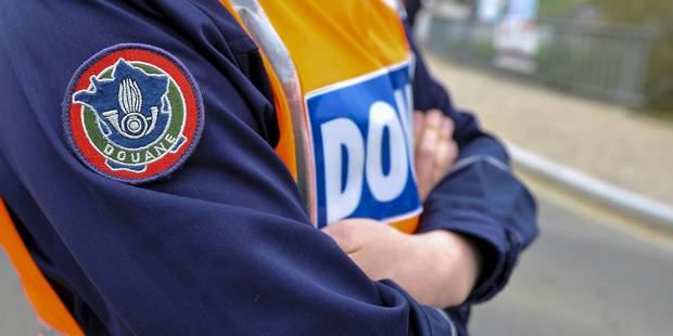 Attentats de Paris: gros déploiement policier à Mont-Saint-martin - La DH