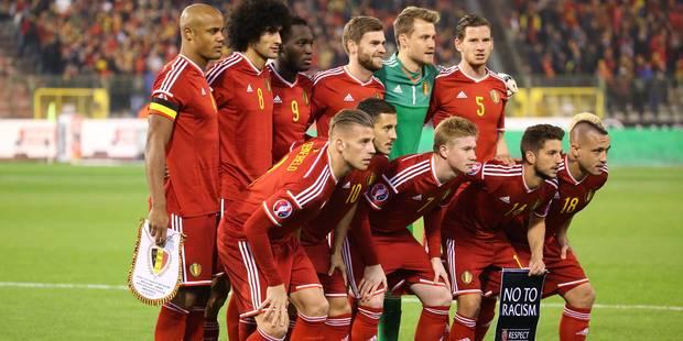 La Belgique reste première mondiale - La DH