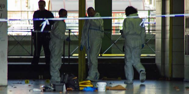 Homicide à la gare des bus de Namur: la victime a été rouée de coups - La DH
