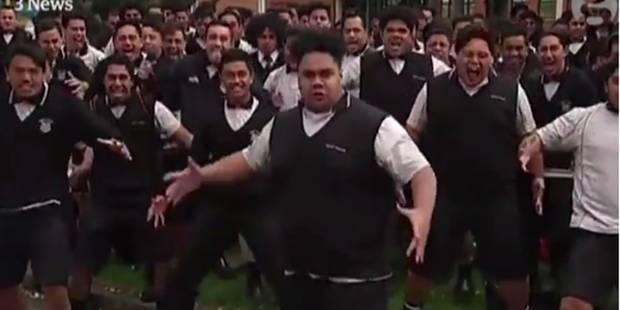 Un haka pour rendre hommage à Jonah Lomu (VIDEO) - La DH