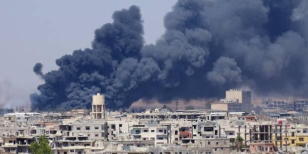 Belges en Syrie: les combattants de Vilvorde et Machelen condamnés à des peines de 4 à 7 ans - La DH