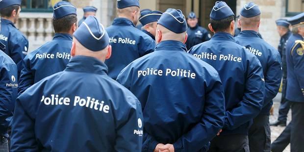 La zone Bruxelles-Ouest compte le moins de policiers - La DH