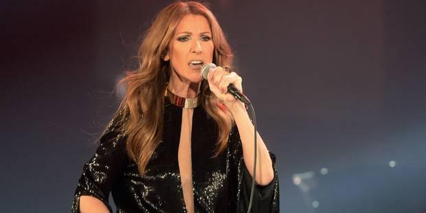 Céline Dion chantera L'Hymne à l'amour - La DH