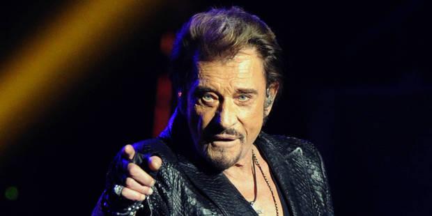 """Johnny Hallyday : """"Si je n'étais pas chanteur, j'irais combattre les djihadistes"""" - La DH"""