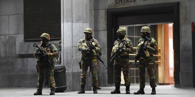 Bruxelles en alerte maximale: ce qui est ouvert et fermé ce lundi - La DH