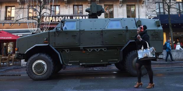 Opérations policières en Belgique : 5 nouvelles personnes arrêtées ce lundi, Abdeslam toujours recherché - La DH