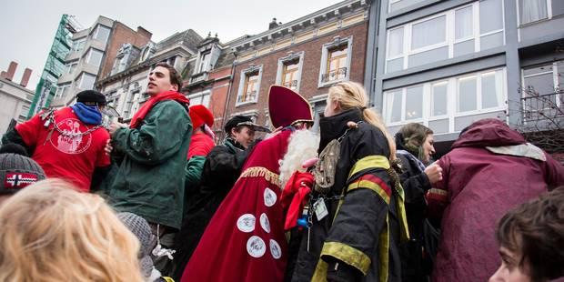 Menace terroriste: L'après-midi festive de la Saint Nicolas des étudiants annulée à Liège - La DH