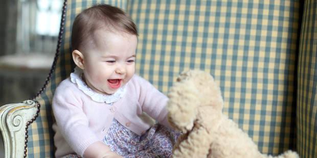 De nouveaux portraits de la princesse Charlotte dévoilés - La DH