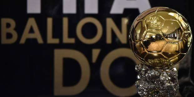 Ballon d'Or: Voici les trois finalistes - La DH